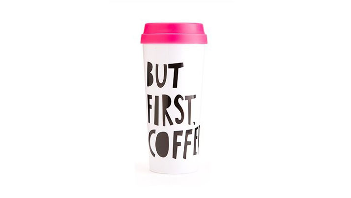 A coffee-lover's essential: