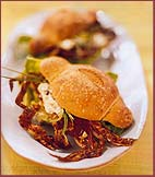 Grilled Soft-Shell Crabs with Tartar Sauce