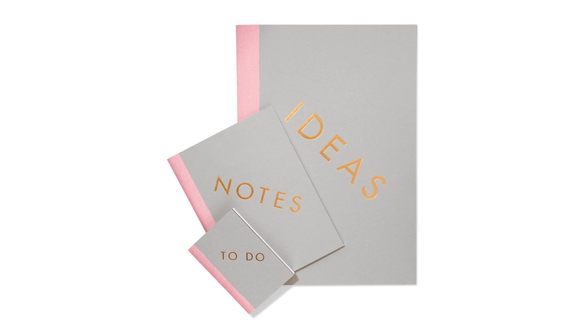 Charming notebooks: