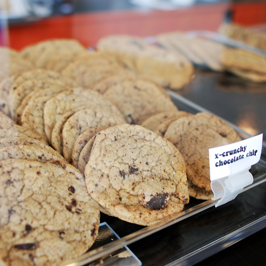 Best Chocolate Chip Cookies: Cookie Bar; Chicago