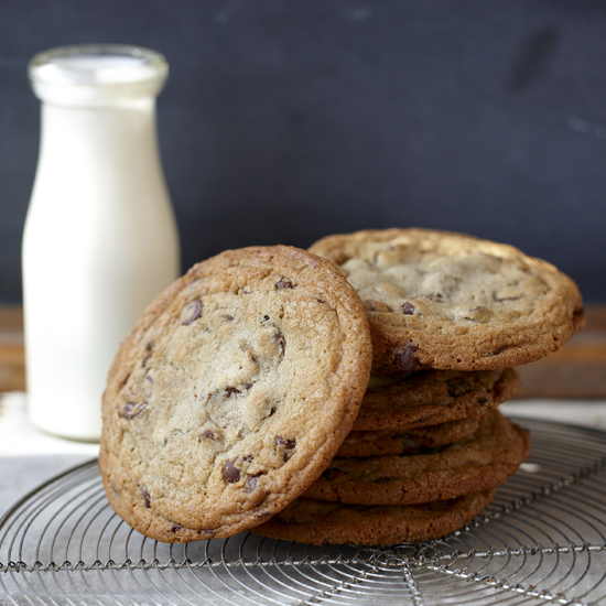 Best Chocolate Chip Cookies: Macrina Bakery; Seattle