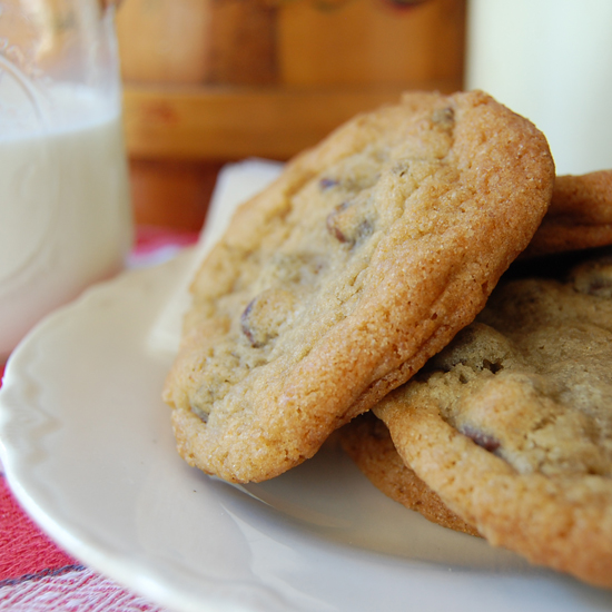 Best Chocolate Chip Cookies: Sugar Bakeshop; Charleston, South Carolina