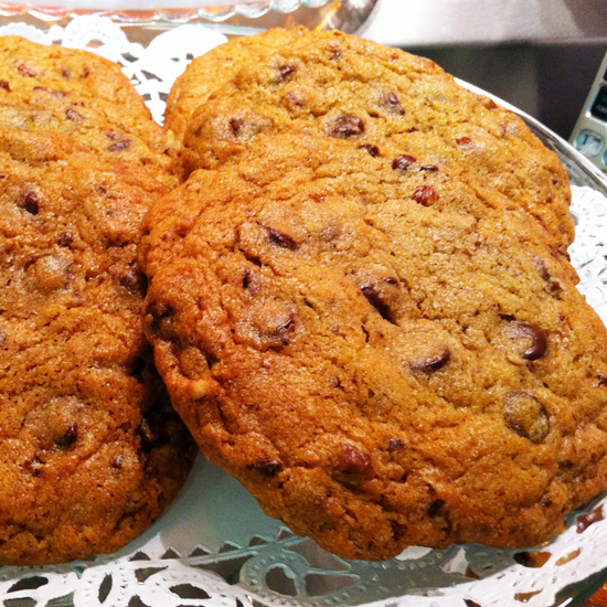 Best Chocolate Chip Cookies: Tartes Fine Cakes and Pastries; Philadelphia