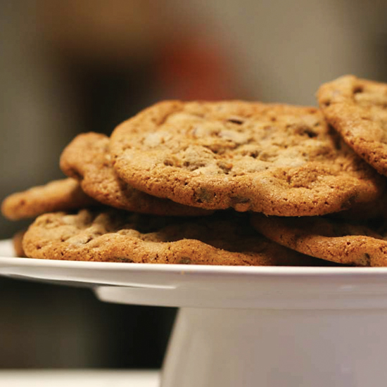 Best Chocolate Chip Cookies: The Cookie Studio; Decatur, Georgia