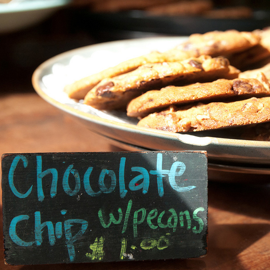 Best Chocolate Chip Cookies: Two Fat Cats; Portland, Maine