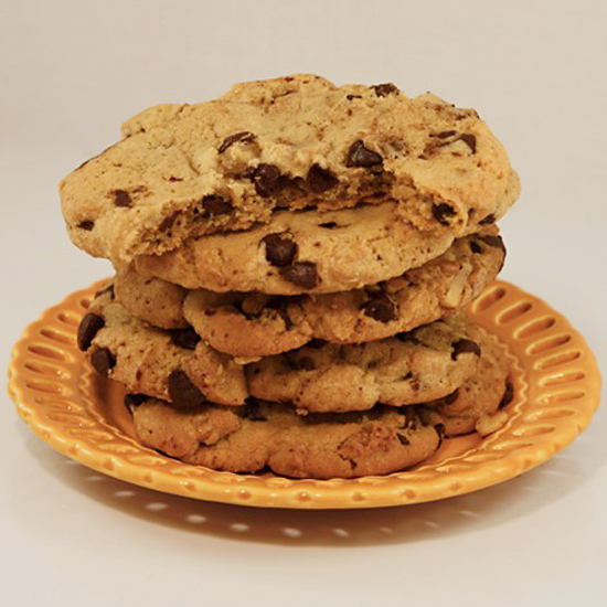 Best Chocolate Chip Cookies: Victory Love+Cookies; Denver
