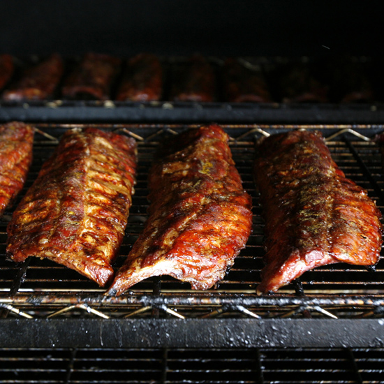 Best BBQ: 17th St Bar & Grill