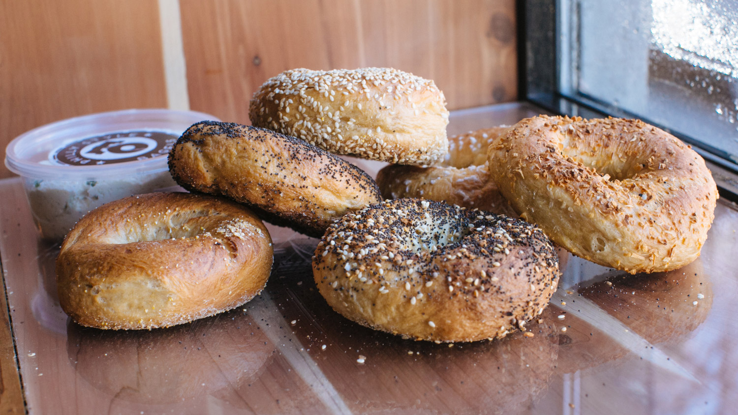 Philadelphia: Philly Style Bagels