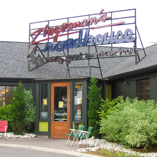 Zingerman's Roadhouse; Ann Arbor, MI