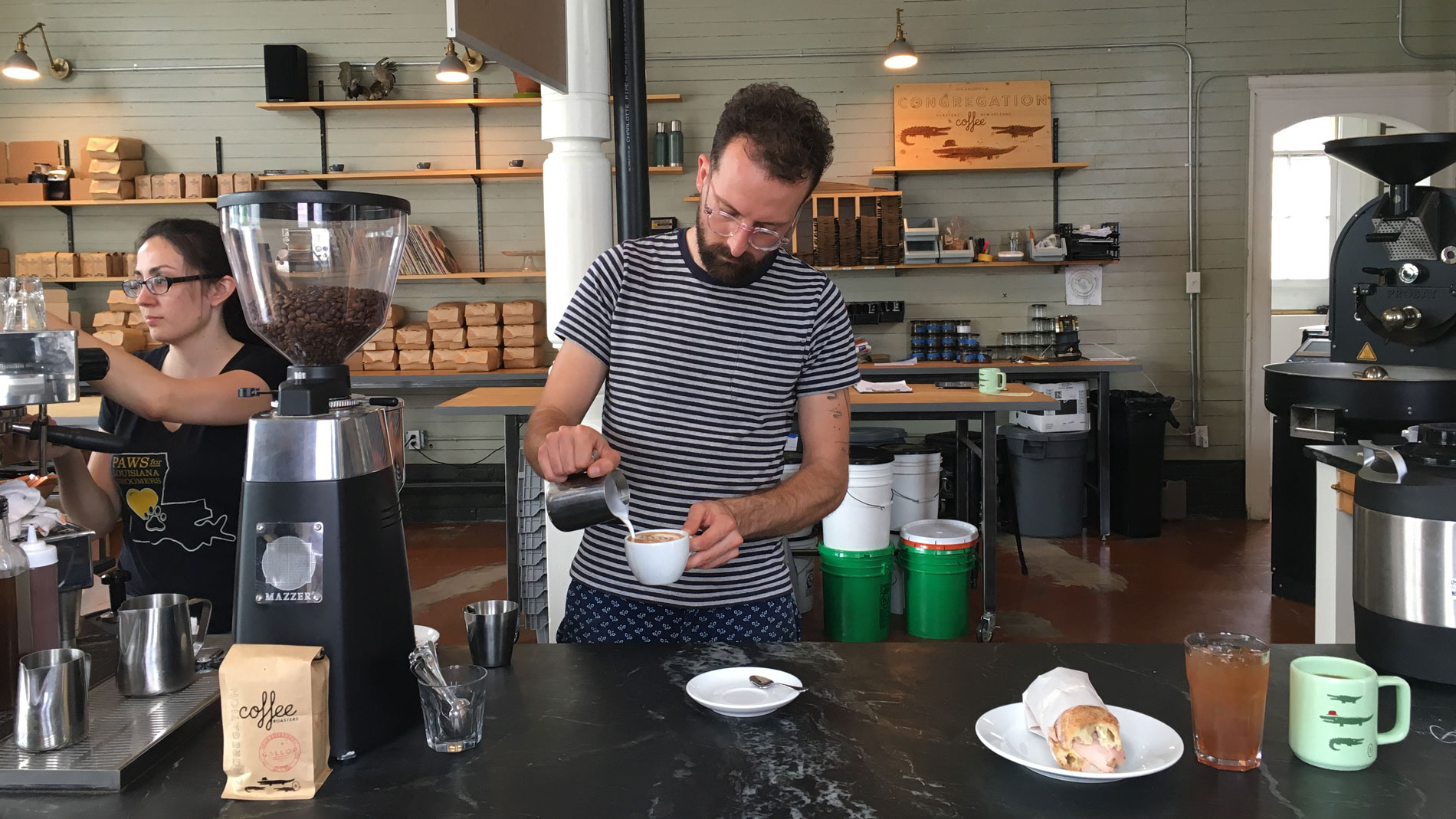Congregation Coffee Roasters