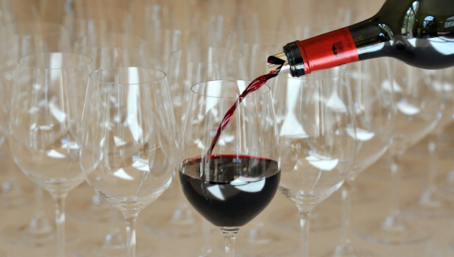 Drinking wine good for brain health