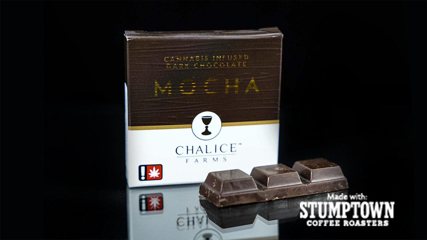 Chalice Farms Dark Chocolate Mocha Bar