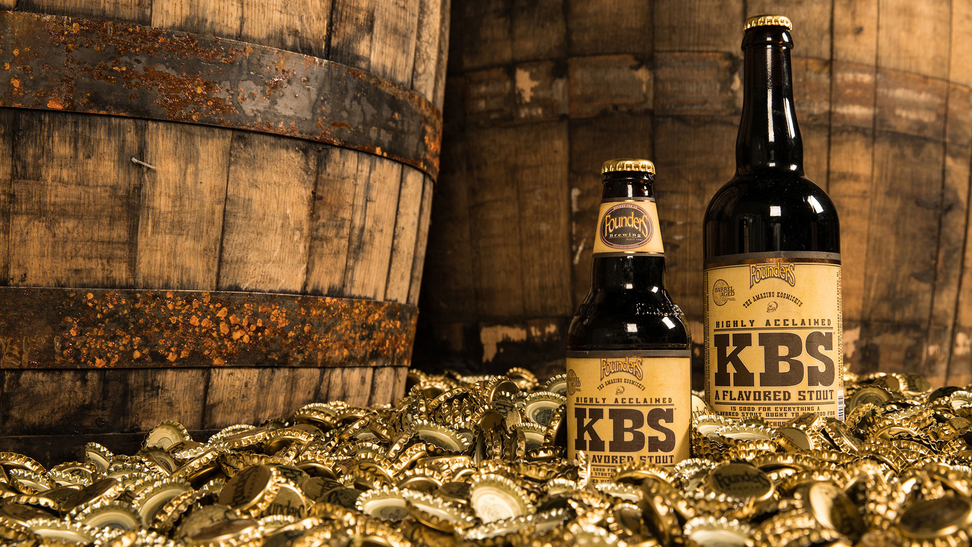 Founders KBS Stout Michigan