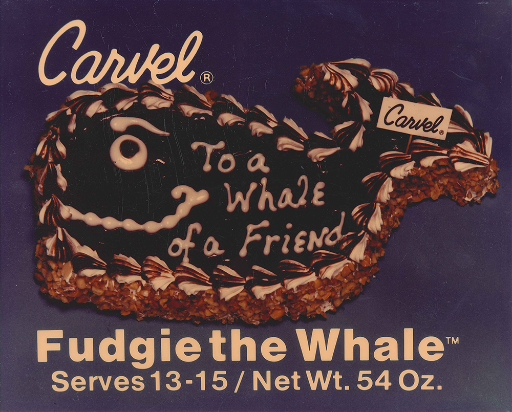 fudgie the whale