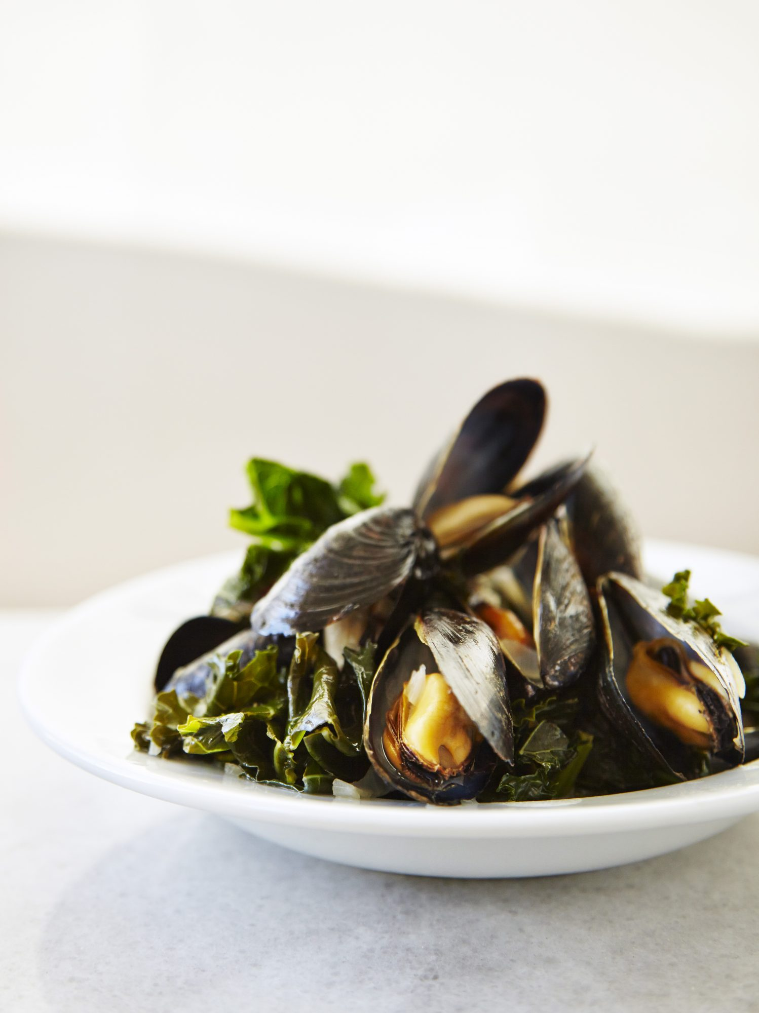 mussels-steamed