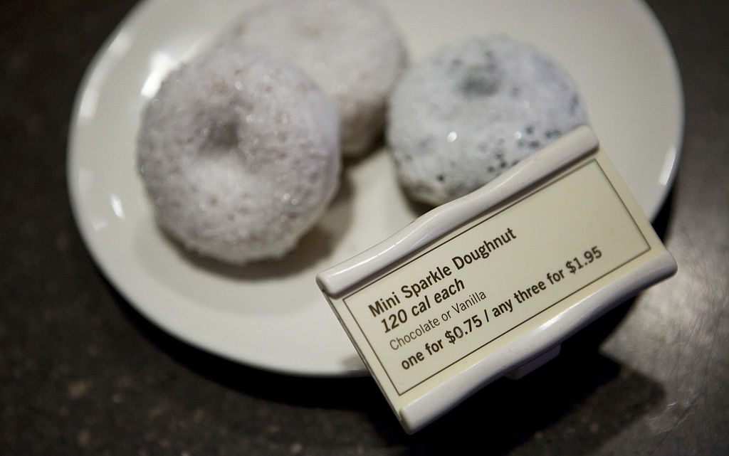 Starbucks Lures Calorie-Conscious NY Coffee Buyers