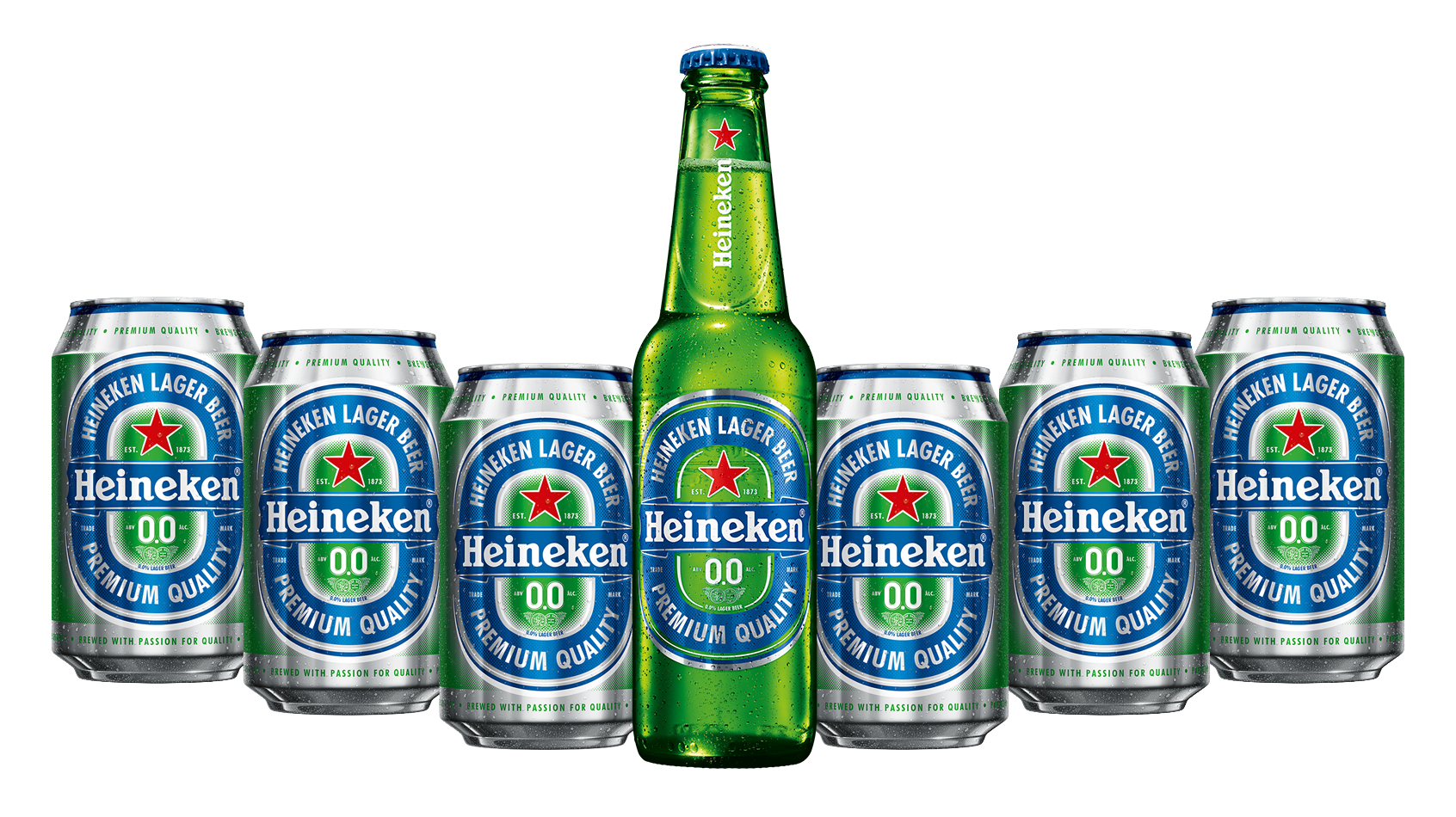 Heineken Launches '0.0' Non-Alcoholic Beer—Here's What It Tastes Like | Food & Wine