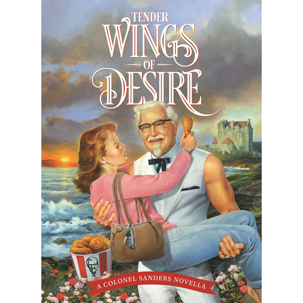 tender wings of desire kfc novella
