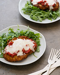 Day 15: Gluten-Free Chicken Parmesan