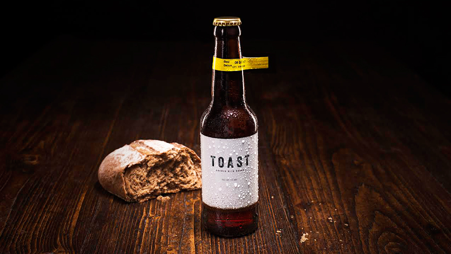 Toast Pale Ale by Toast
