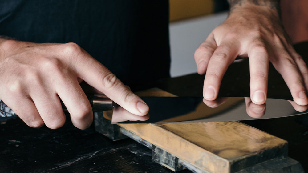 Knife Skills Class or Sharpening Workshop