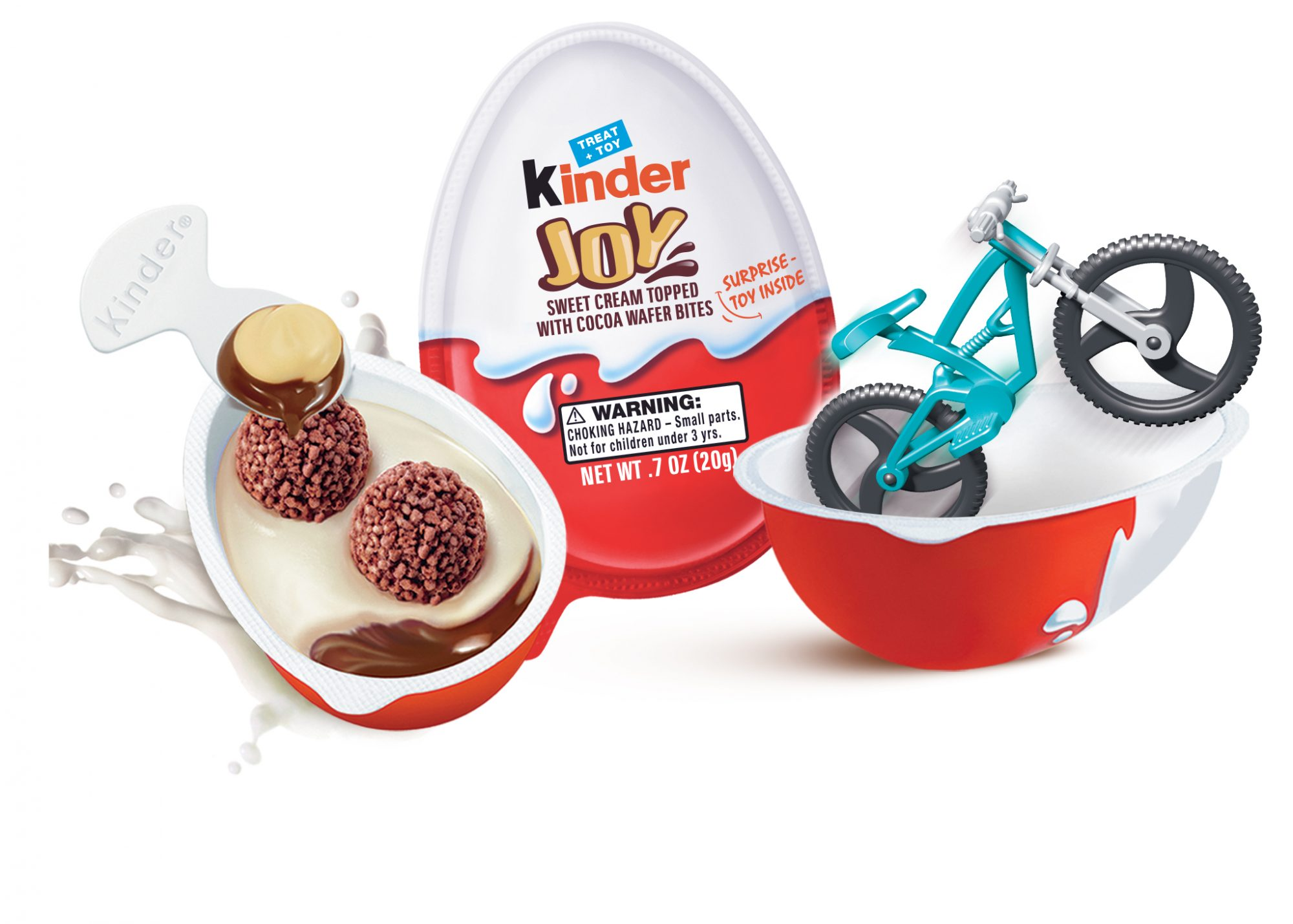 Kinder Egg Is Coming to America