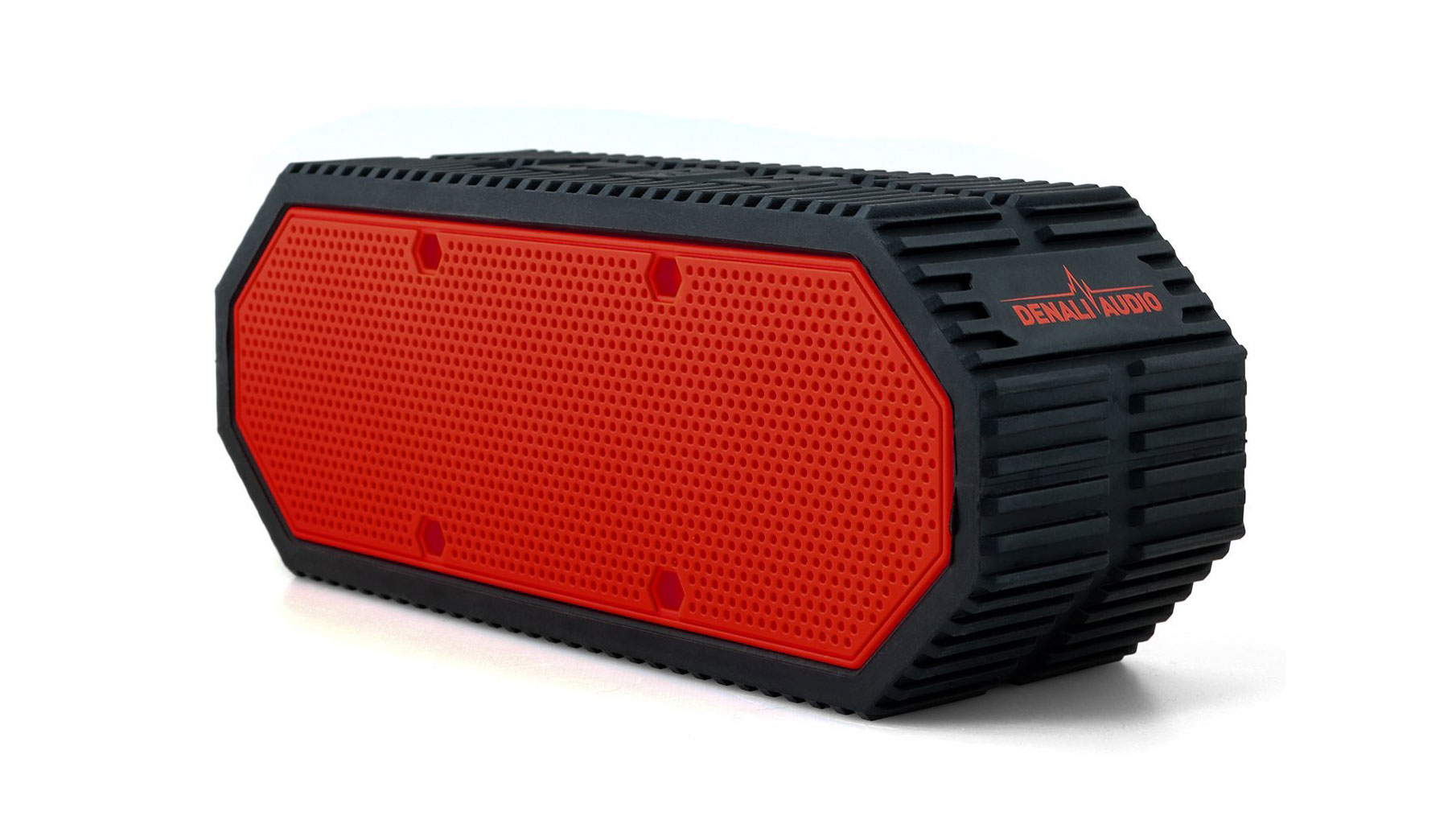 Denali Audio Aqua Tank IPX7 Waterproof Portable Bluetooth Speaker