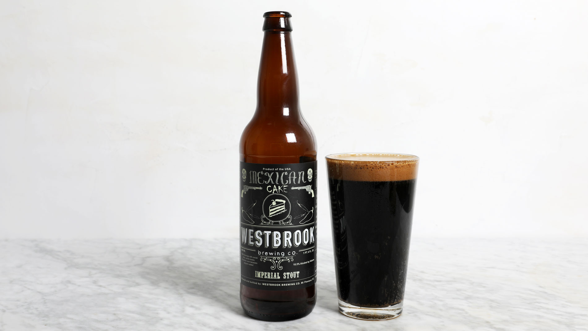 Westbrook Mexican Cake Stout