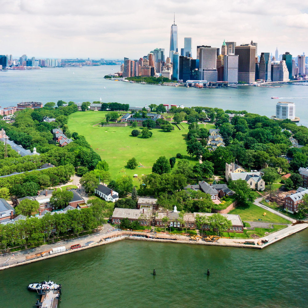 Take a Picnic to Governor's Island