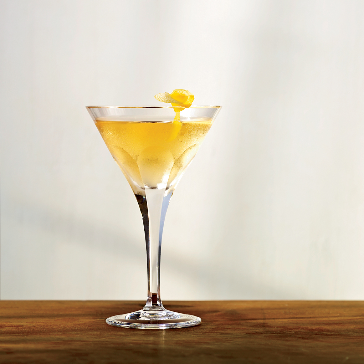 martinis, cocktails, Aged Martini