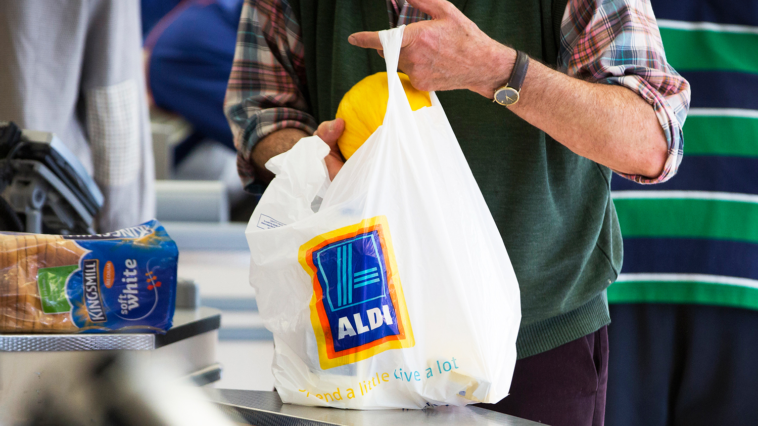aldi growing in united states