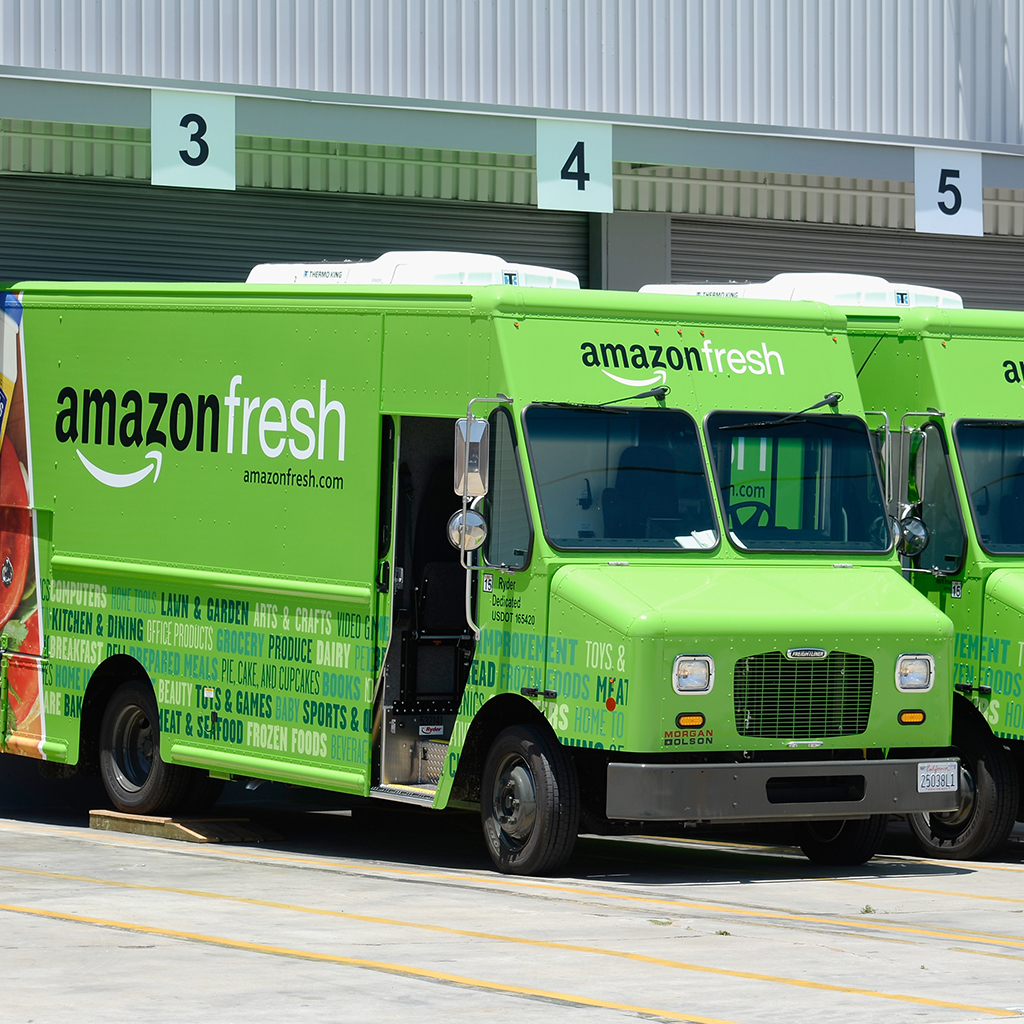 Amazon, Meal Service