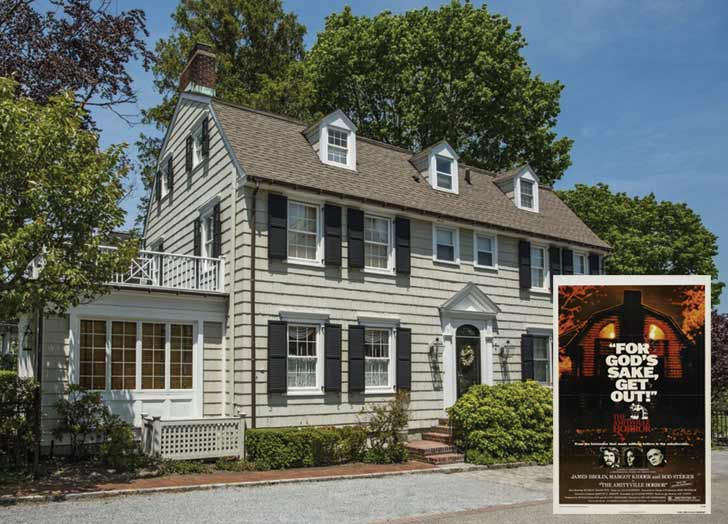 """The Amityville Horror"" House (Amityville, NY)"