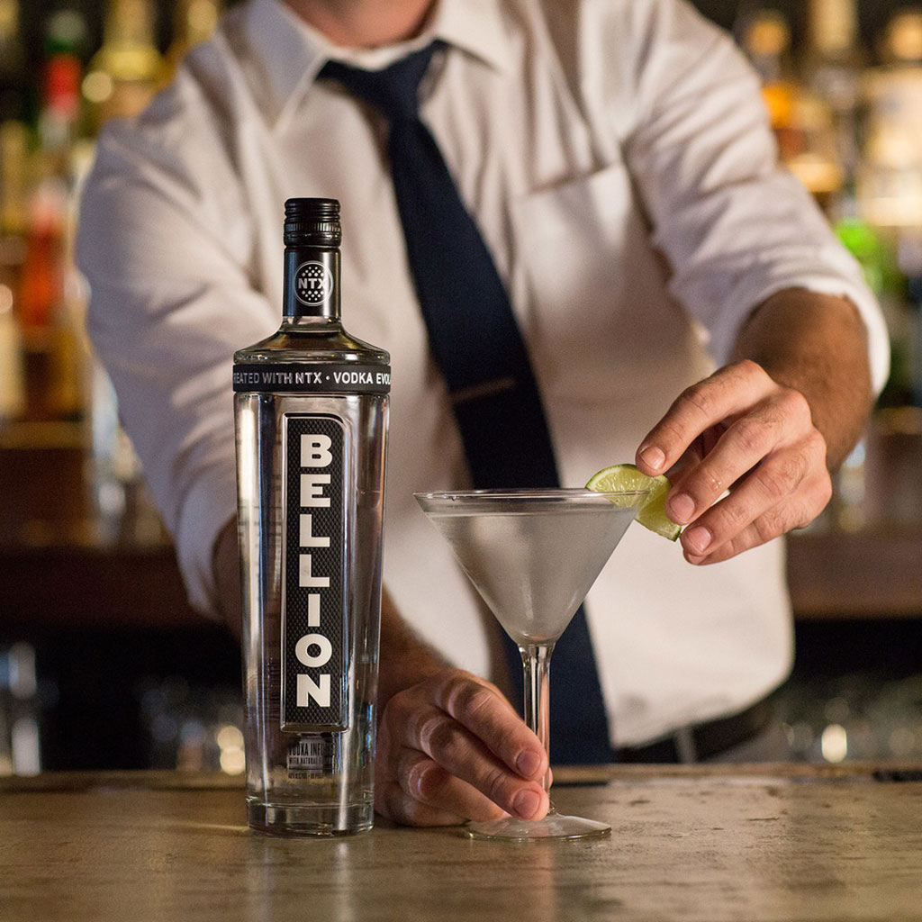 BELLION, vodka