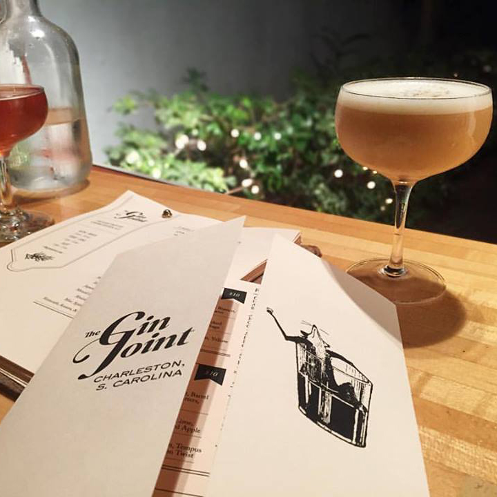 BEST DATE BARS CHARLESTON GIN JOINT FWX