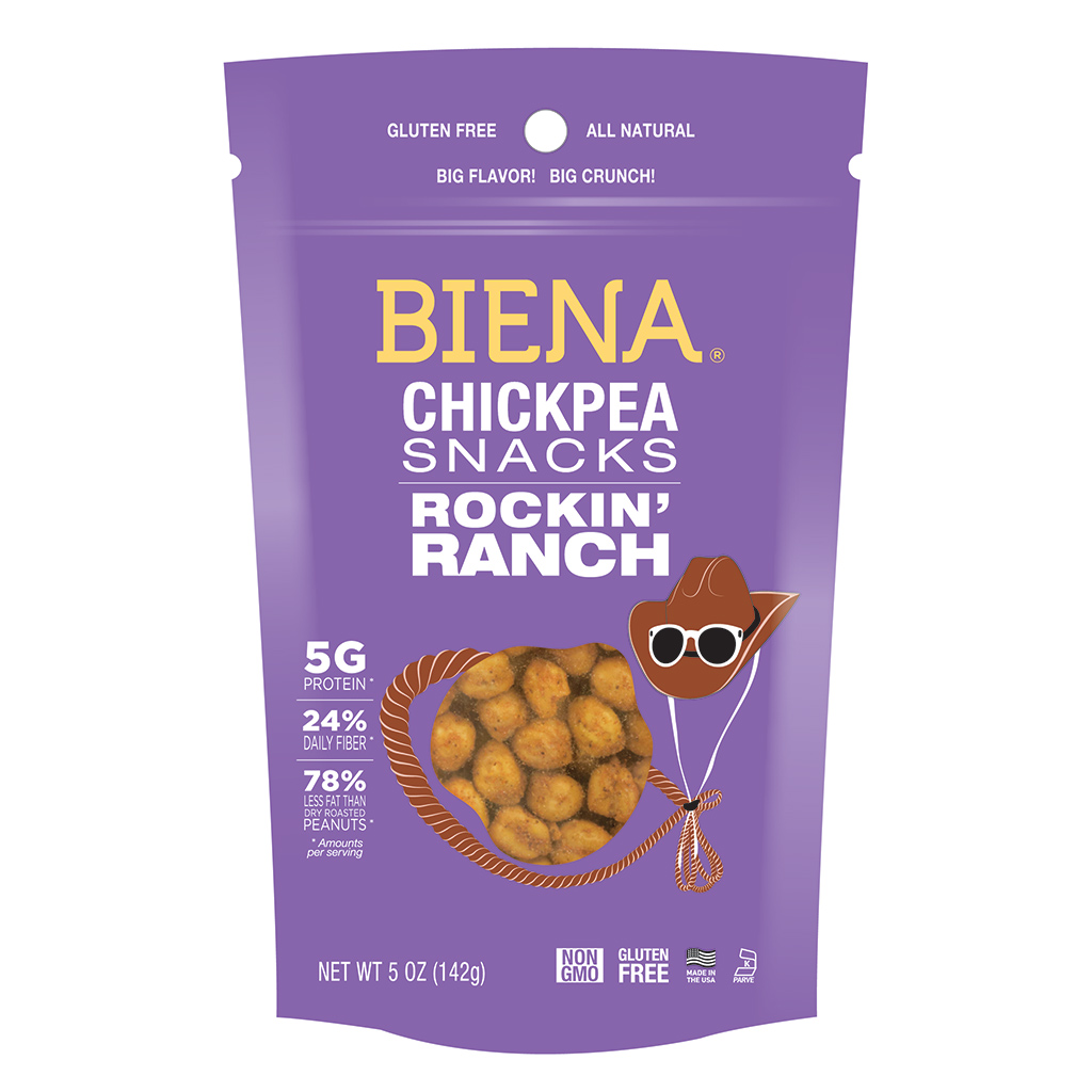 Energy, Snacks, Biena, Chickpeas