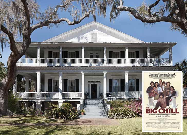 The Big Chill  House (Beaufort, SC)