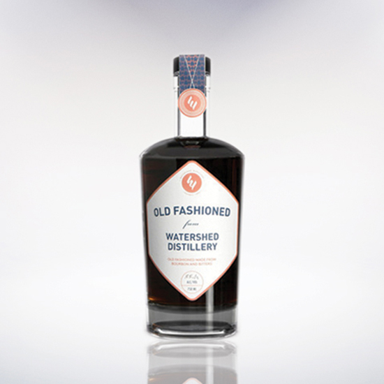 Watershed Distillery's Old Fashioned