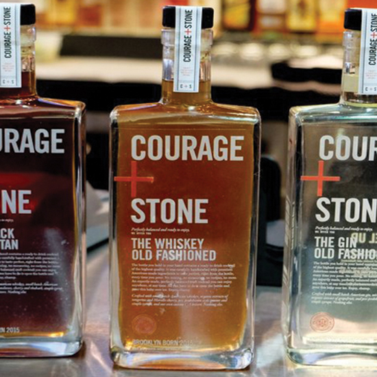Coming Soon: Courage+Stone