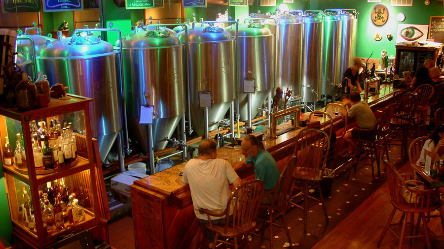 Bullfrog Brewery(Williamsport, PA)