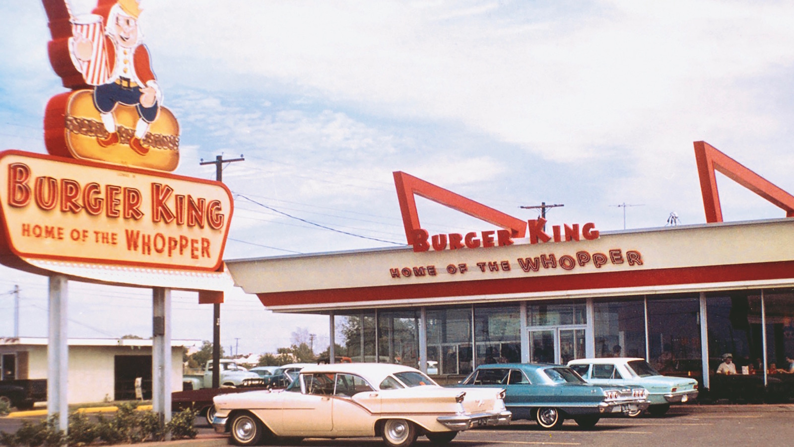 Burger King from The World is Your Burger book