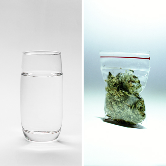 weed water