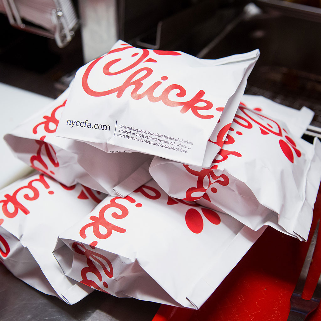 CHICK FIL A GIRL FWX