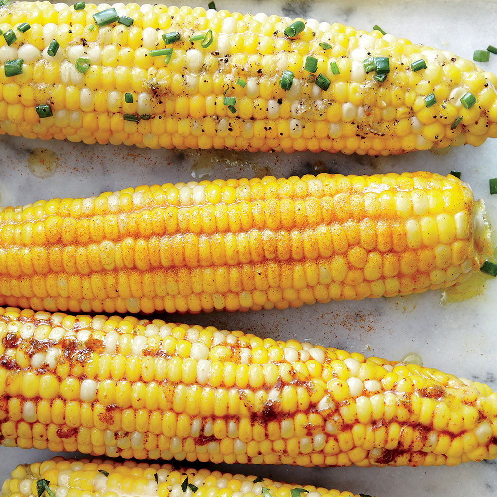 corn, cob, MyRecipes