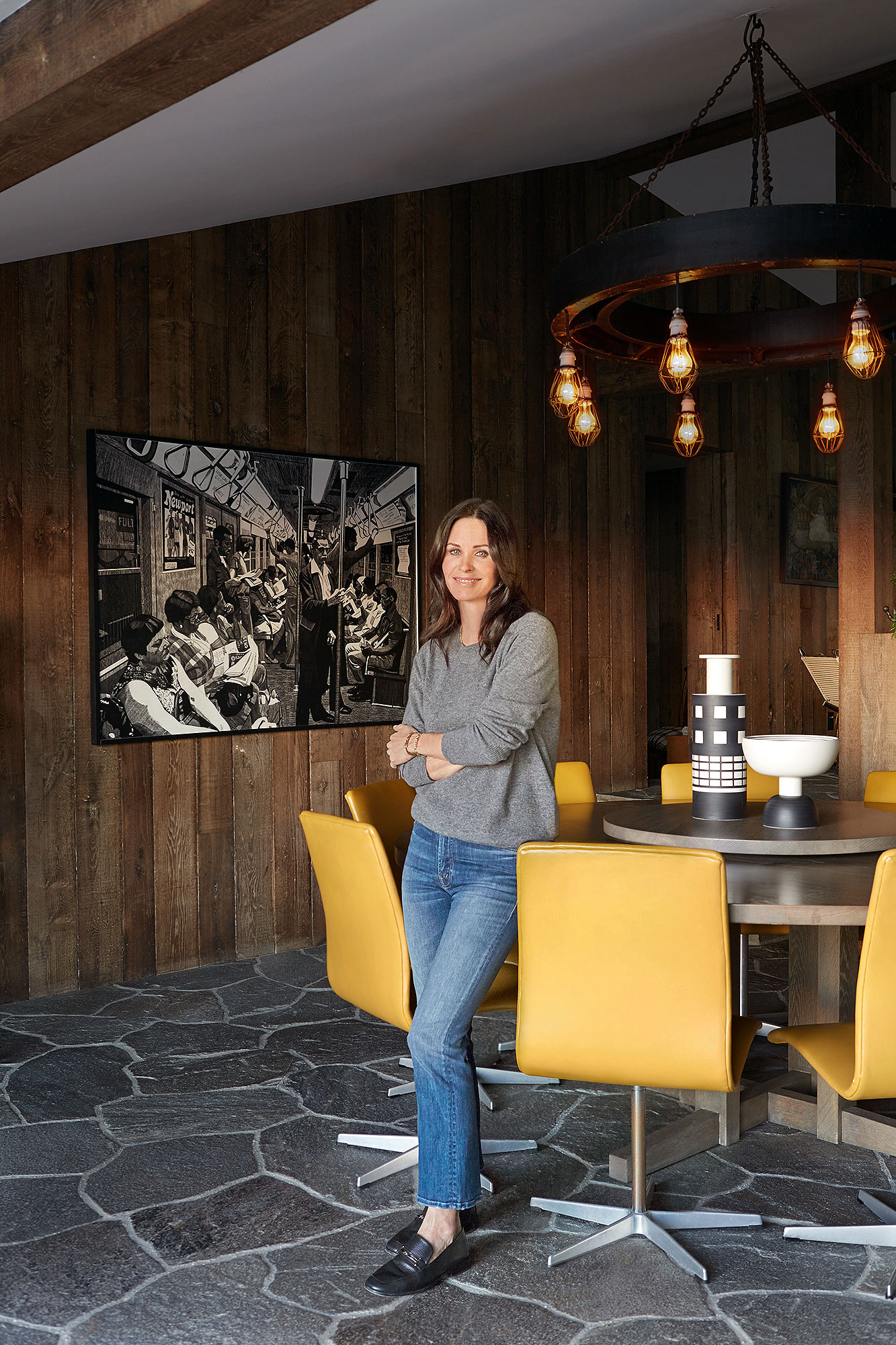 Courteney Cox's Forever Home