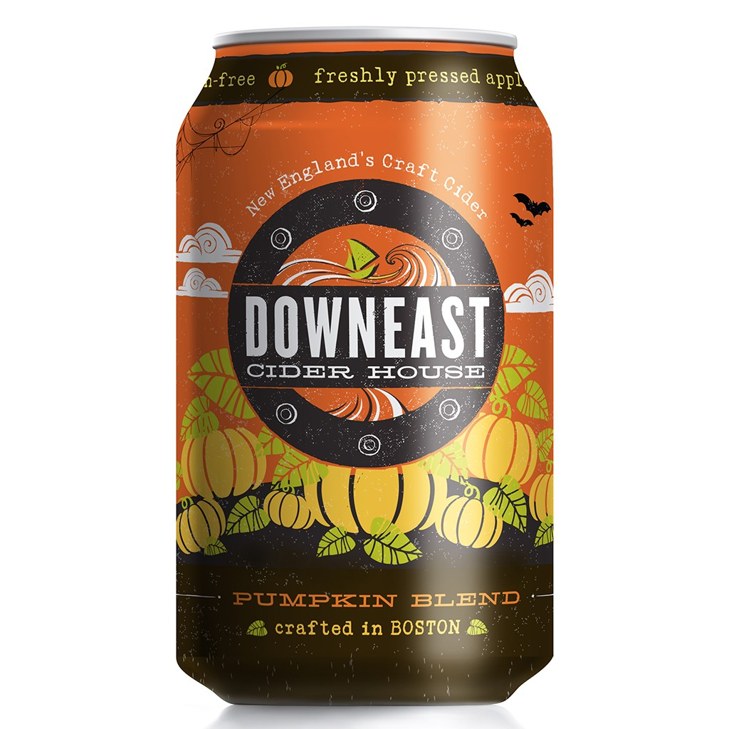 Downeast Cider Pumpkin Blend