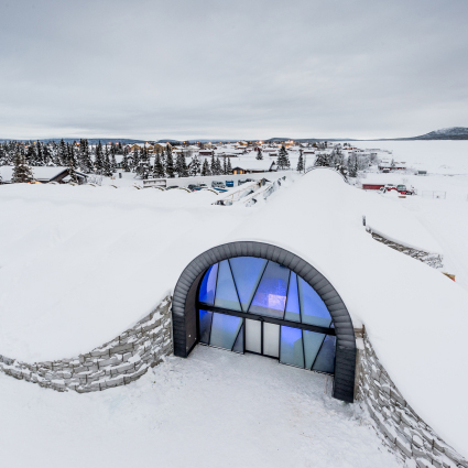 The 2016 ICEHOTEL
