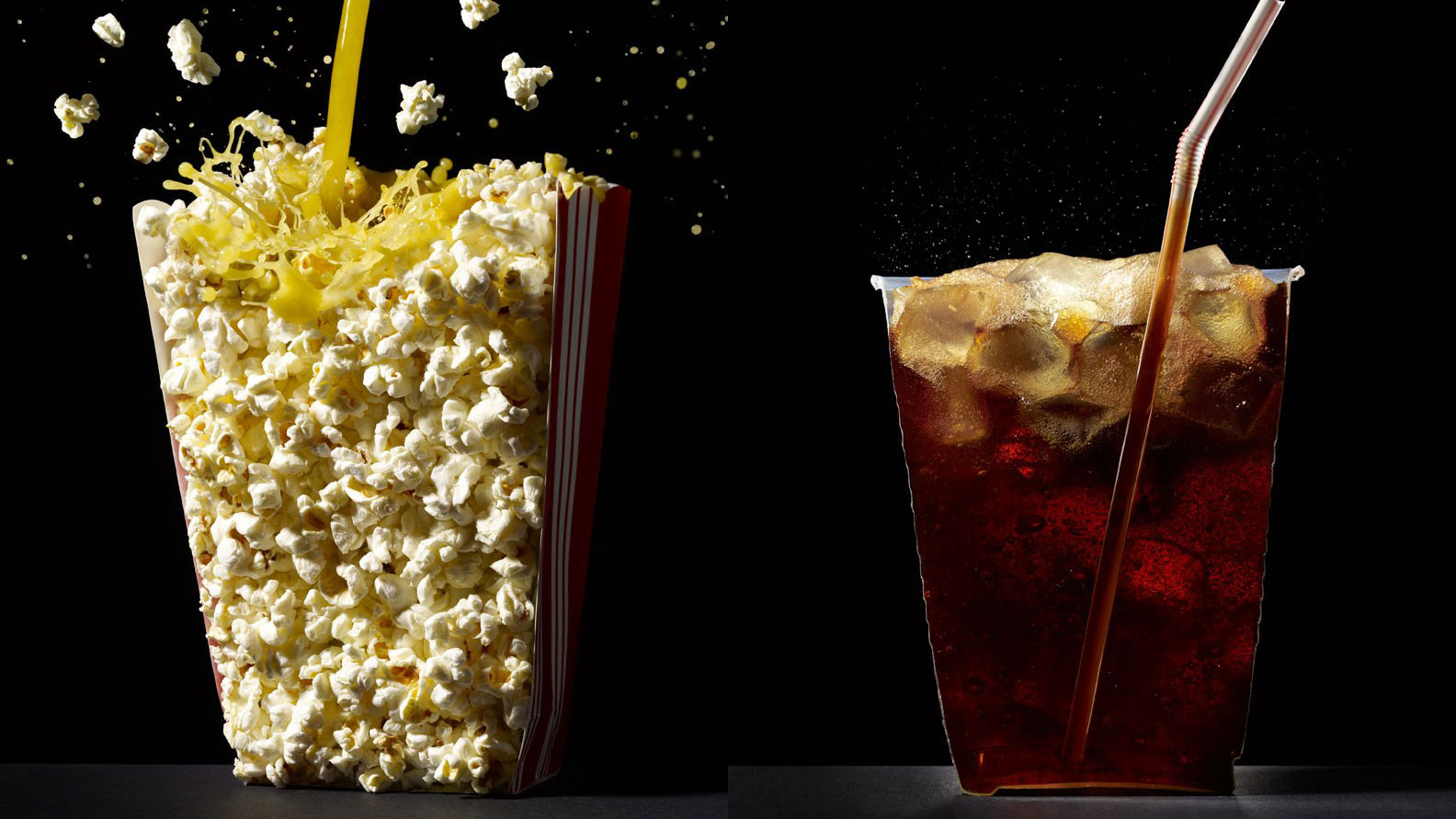Cut Foods by Beth Galton, Popcorn