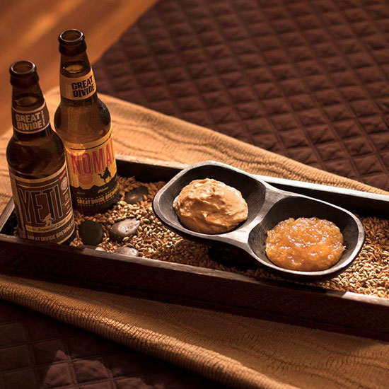 Mile High Malt Scrub and Microbrew Massage at The Ritz-Carlton, Denver