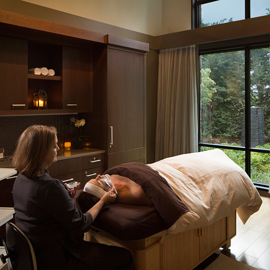 Divine Wine Facial at The Allison Inn & Spa